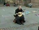 ホームレス男性の驚くべき美声