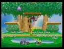 松毬(C.Falcon) vs プリンス(Yoshi)