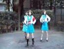 ハレ晴れユカイのフルを上手く踊り撮影するOFFーA