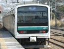 E501系走行音(神立~石岡)