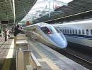 新幹線500系のぞみ東京行きラストラン 2010年2月28日 新神戸駅