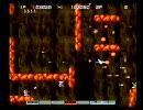 PS2版グラディウスIII 難易度EASIEST+ビギナーモードでプレイ