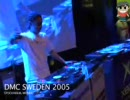 DJ Kid Sid @ DMC Sweden 2005