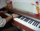 東方 -『運命のダークサイド』- ピアノ